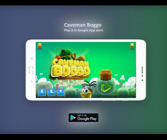 Caveman Boggo