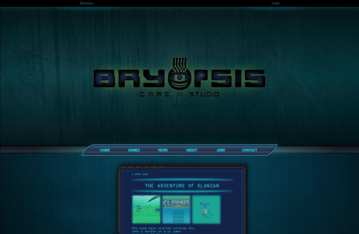 Bryopsis Website