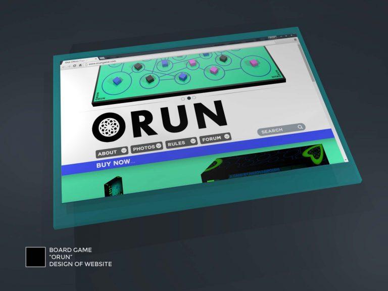Orun Board Game