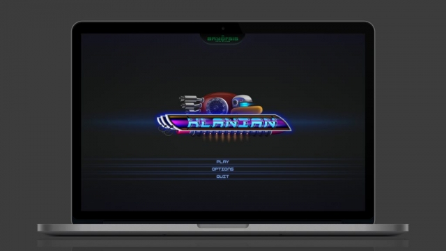 Klanian Game Menu