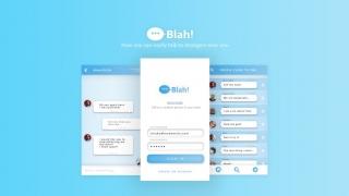 Blah App