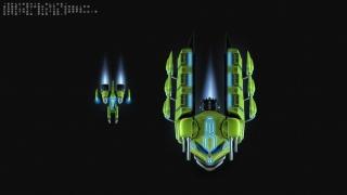 Spaceships, Queen of Corsairs