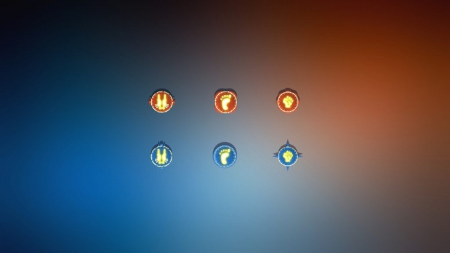 Badges Symbols