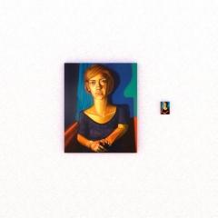 Vasilina with Blur Filter